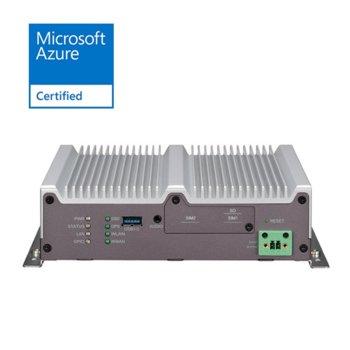 Индустриален компютър Nexcom VTC1010-BK (10V00101000X0), двуядрен Intel Atom E3827 1.75 GHz, 2GB DDR3L, 64GB SSD, USB, Windows image