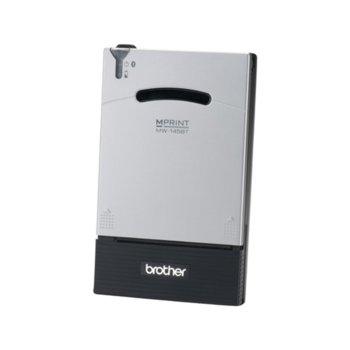 Мобилен принтер Brother MW-145BT Small Format (A7), 2 г. image