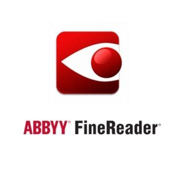 Софтуер ABBYY FineReader 15 Corporate,лиценз за 1 година, за 5-10 потребителя, Software Maintenance  image