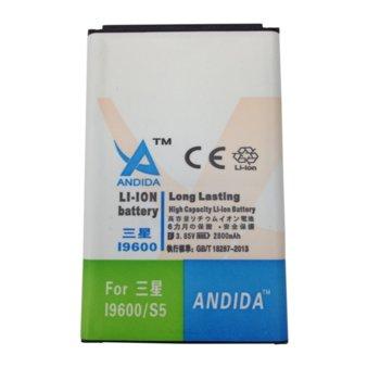 Батерия (заместител) за Samsung B-B900BE/ G900 Galaxy S5, 2800mAh/3.85V image