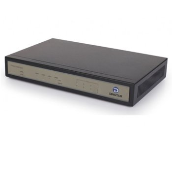 Dinstar DAG 1000-8O VoIP Централа/Gateway image