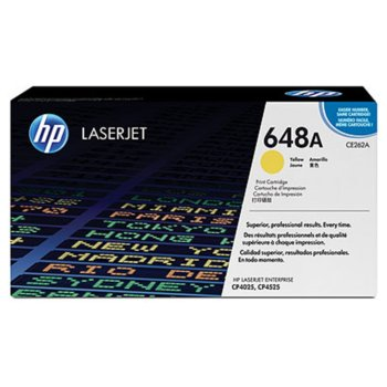 КАСЕТА ЗА HP LASER JET CP4025/CP4525 - Yellow product