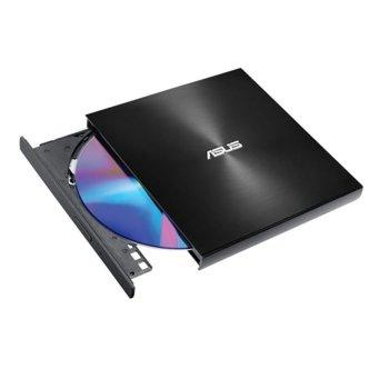 Оптично устройство Asus ZenDrive U9M Ultra-slim, външен, USB Type C, USB, черен image
