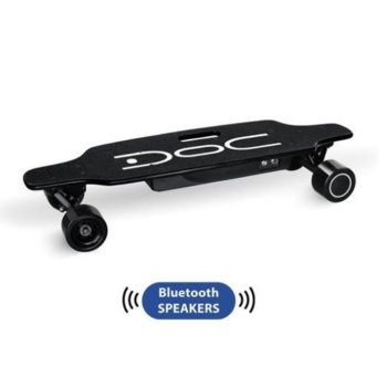 Nilox DOC Skateboard Plus Black 30NXSKMO00001 product