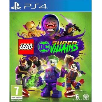 Игра за конзола LEGO DC Super-Villains, за PS4 image