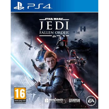 STAR WARS Jedi: Fallen Order PS4 product