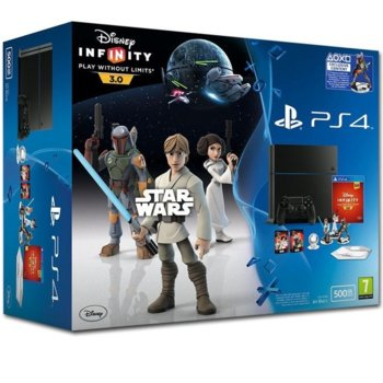 PS4 500GB Disney Infinity 3.0: Star Wars product