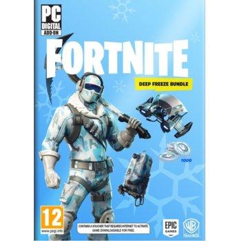 Игра Fortnite - Deep Freeze Bundle, за PC image