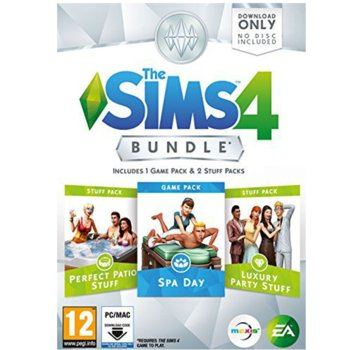 The Sims 4 Bundle Pack  product