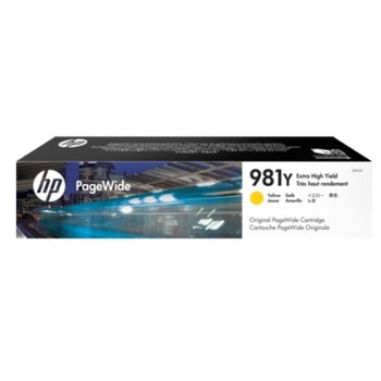 HP 981Y (L0R15A) Yellow product