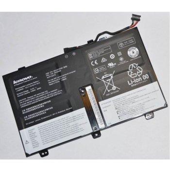 Батерия (оригинална) за лаптоп Lenovo ThinkPad Yoga, съвместима с 14 20DM, 15.2V, 56Wh image