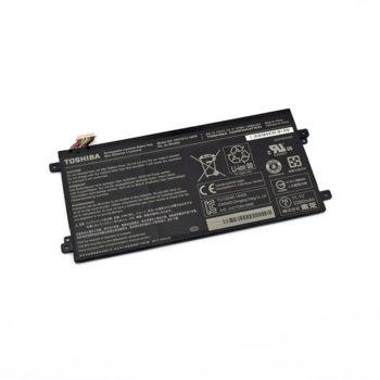 Батерия (оригинална) за лаптоп Toshiba, съвместима с модел P30W-B-10E 27Wh, 3 Cells, 11.1V, 2280mAh image
