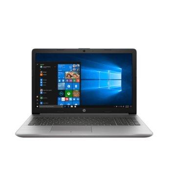 "Лаптоп HP 250 G7 (6BP04EA)(сив), четириядрен Whiskey Lake Intel Core i5-8265U 1.6/3.9 GHz, 15.6"" (39.6 cm) Full HD Anti-Glare Display, (HDMI), 8GB DDR4, 256GB SSD, 2x USB 3.1, FREE DOS, 1.78 kg image"
