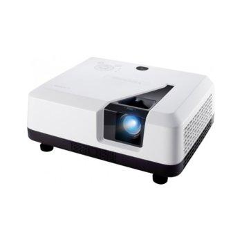 Проектор ViewSonic LS700HD, DLP, Full HD (1920x1080), 3000000:1, 3500 lm, HDMI, VGA, USB, RS232, RJ-45 image