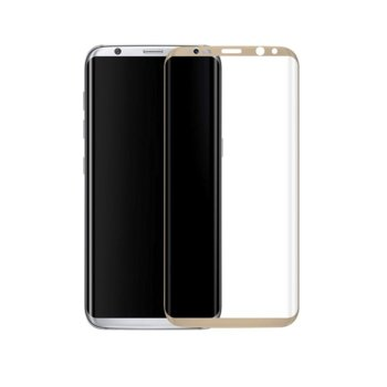 Tempered Glass for Galaxy S8 Plus златист 52295 product