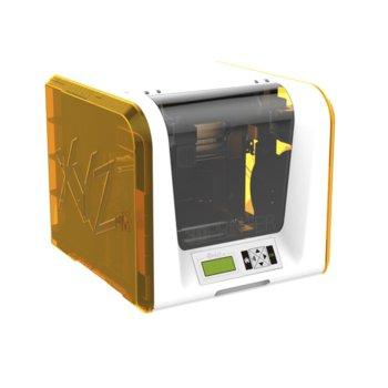"3D принтер, XYZPrinting Da Vinci JUNIOR, 2.6""(6.60 cm) дисплей, USB 2.0, SD карта image"