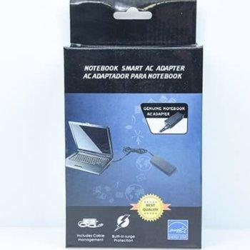 Захранване за лаптоп Fujitsu 20V/4.5A/90W, 2.5/ 5.5mm жак  image