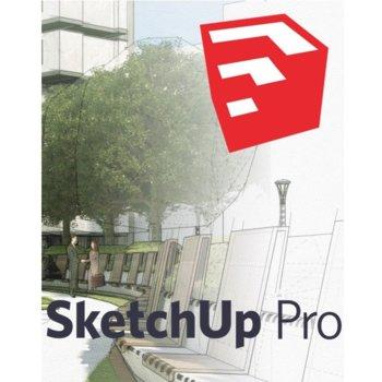 Софтуер SketchUp Pro 2015, Maintenance & Suppor, 1 потребител, Annual contract image