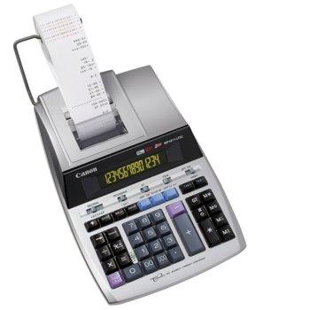Калкулатор Canon MP1411-LTSC, настолен с отпечатване, сребрист image