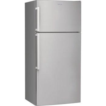 Хладилник с камера Electrolux LTB1AE24U0, клас E, 206 л. общ обем, свободностоящ, 171 kWh/годишно Low Frost, инокс image