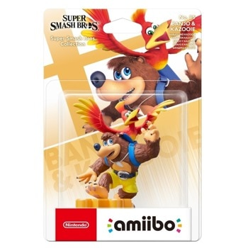 Фигура Nintendo amiibo - Banjo & Kazooie [Super Smash], за Nintendo Switch image