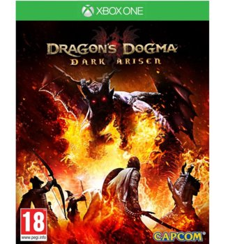Dragons Dogma Dark Arisen HD, product