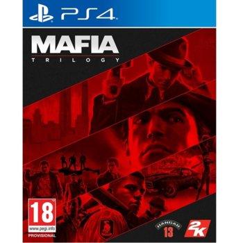 Игра за конзола Mafia Trilogy, за PS4 image