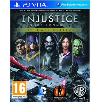 Injustice: Gods Among Us UE product