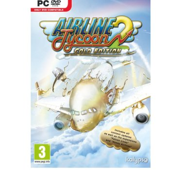 Airline Tycoon 2 Gold Edition product