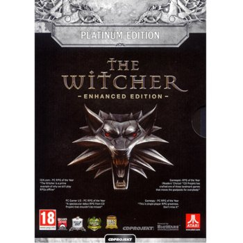The Witcher: Enhanced Edition - Platinum Edition product