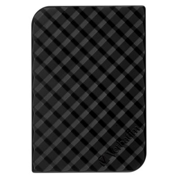 """Твърд диск 1TB, Verbatim Store'n'Go, 3.5"""" (8.89 cm), черен, външен, USB 3.0 image"""