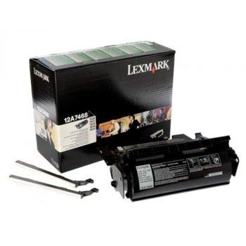 Lexmark (12A7468) Black product