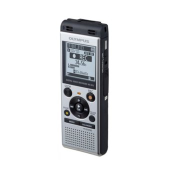 Диктофон Olympus WS-852, 4GB, microSD, USB, сребрист image