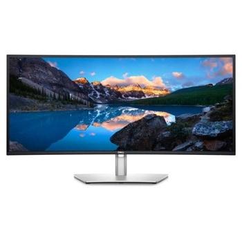 """Монитор Dell U3421WE, 34.14"""" (86.71 cm) Curved IPS панел, WQHD, 5ms (GtG-Fast), 1000:1, 300 cd/m2, DisplayPort, HDMI, USB hub image"""