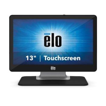 """Монитор Elo ET1302L-2UWA-1-BL-G, 13.3""""(33.78 cm) тъч панел, Full HD, HDMI, VGA, USB-C image"""