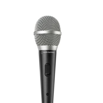 Микрофон Audio-Technica ATR1500x, вокален динамичен еднопосочен, 60–15,000 Hz, 500 ohms, XLR конектор, черен image