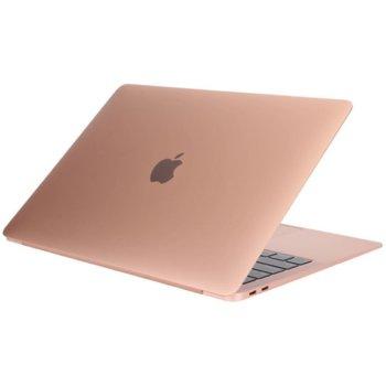 "Лаптоп Apple MacBook Air 13 (2020)(MVH52ZE/A) (разопакован продукт) (златист), четириядрен Ice Lake Intel Core i5-1030NG7 1.1/3.5 GHz, 13.3"" (33.78 cm) Retina IPS LED-backlit Display, (Thunderbolt), 8GB, 512GB SSD, Mac OS Catalina image"