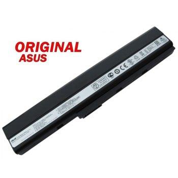 Батерия (оригинална) за лаптоп Asus, съвместима с A52/K42/K52/X52, 10.8V, 5200mAh image