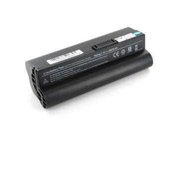 Батерия (заместител) за Asus EEE PC series, 7.4V, 8800 mAh image