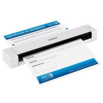 Преносим скенер Brother DS-620, 1200dpi, A4, USB image