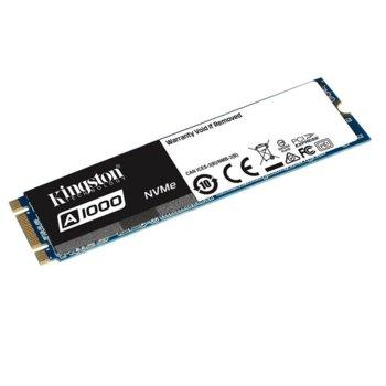 Kingston A1000 960GB (SA1000M8/960G) product
