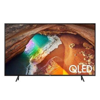 "Телевизор Samsung 49Q60, 49"" (124.46 cm) 4K QLED Smart TV, 2x T2CS2x, Wi-Fi, Bluetooth, 4x HDMI, 2x USB image"