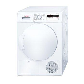 Сушилня Bosch WTH83000BY, клас А+, 7кг. капацитет, свободностояща, 60 cm. ширина, EasyClean филтър, EasyClean филтър, LED дисплей, бяла  image