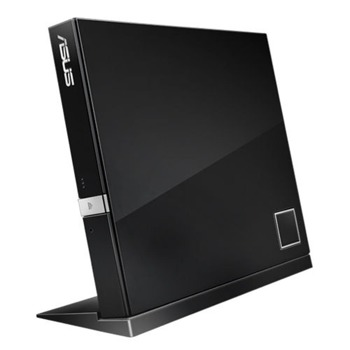 Оптично устройство Asus SBW-06D2X-U, Blu-Ray записващо устройство, външно, USB, черно image