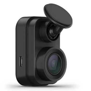 Видеорегистратор Garmin Dash Cam Mini 2, камера за автомобил, Full HD, микрофон, microSD слот до 256GB, USB, Wi-Fi, черна image