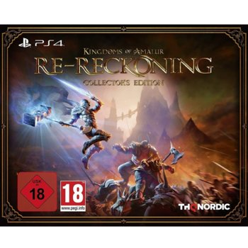 Игра за конзола Kingdoms of Amalur: Re-Reckoning - Collector's Edition, за PS4 image