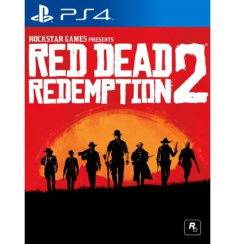 Игра за конзола Red Dead Redemption 2, за PS4 image