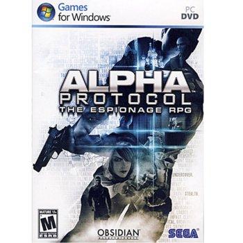 Alpha Protocol product
