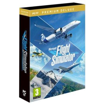 Игра Microsoft Flight Simulator Premium Deluxe Edition, за PC image