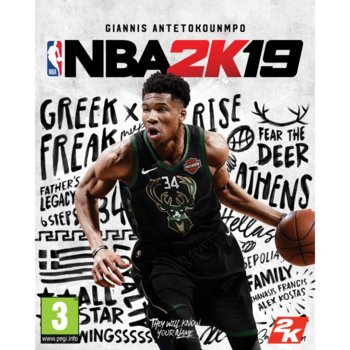NBA 2K19 PC product
